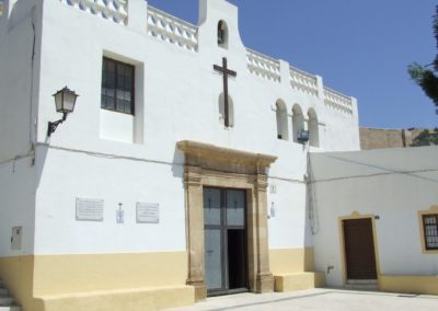 Hermitage of Santa Cruz