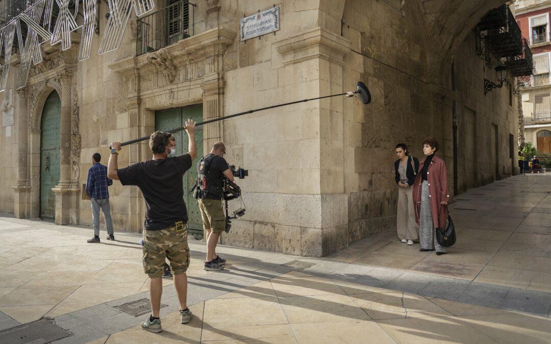 Atresmedia Televisión presentará la serie 'Alba' en el Festival de Cine de Alicante