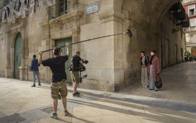 """Alicante se convierte en escenario de la nueva serie de TV """"Alba"""" producida por Boomerang TV para Atresmedia"""