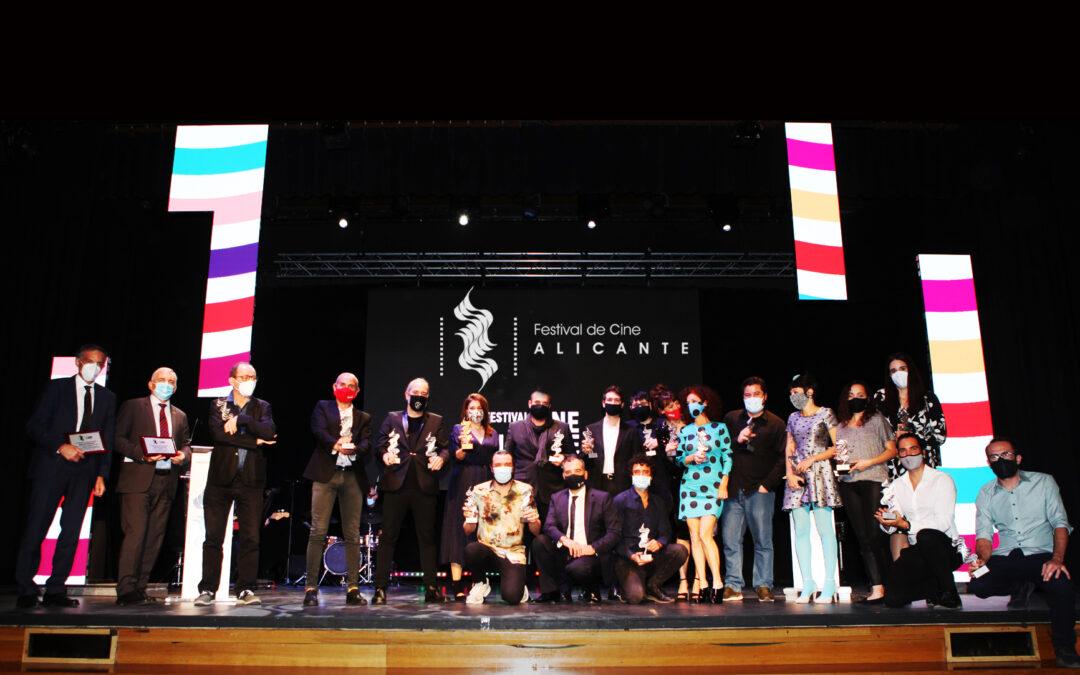 El Festival de Cine de Alicante se sitúa en el segundo puesto de certámenes cinematográficos de la Comunidad Valenciana