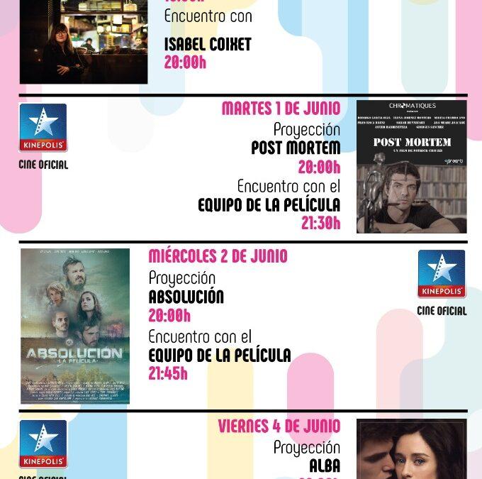 """El Patronato de Turismo y el Festival de Cine presentan una nueva edición de """"Alicante, plató de cine"""""""