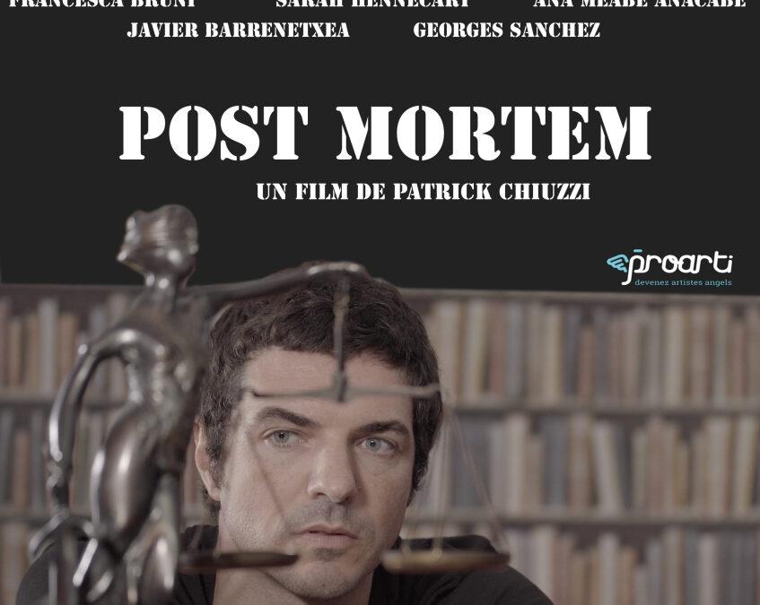 Post Mortem. Largometraje rodado en Alicante